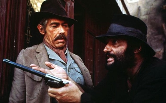 James Coburn and Rod Steiger in Duck, You Sucker aka A Fistful of Dynamite (Photo: MGM)
