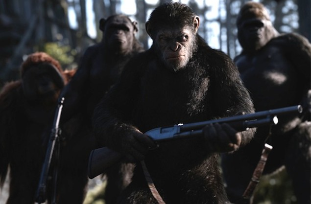 War for the Planet of the Apes (Photo: Fox)