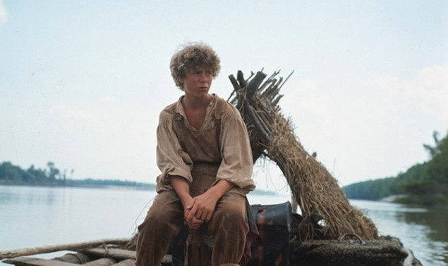 Jeff East in Huckleberry Finn (Photo: Twilight Time)
