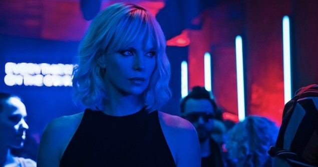 Charlize Theron in Atomic Blonde (Photo: Focus Features)