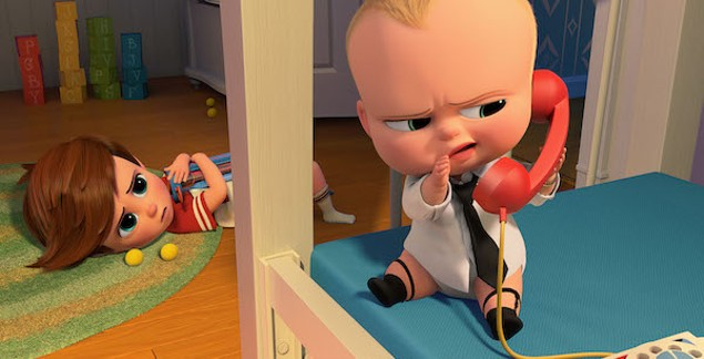 The Boss Baby (Photo: DreamWorks & Fox)