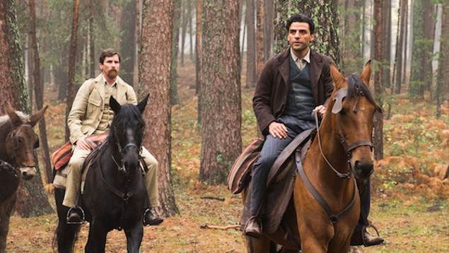 Christian Bale and Oscar Isaac in The Promise (Photo: Universal & Open Road)
