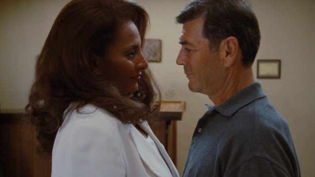 Pam Grier and Robert Forster in Jackie Brown (Photo: Miramax)