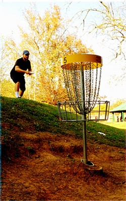 Hole 5 at Hornet's Nest. (Photo by Andy Goh)