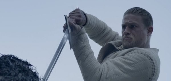 Charlie Hunnam in King Arthur: Legend of the Sword (Photo: Warner Bros.)