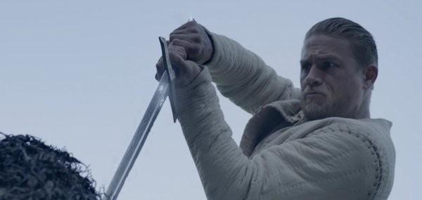 Charlie Hunnam in King Arthur: Legend of the Sword (Photo: Warner Bros.)