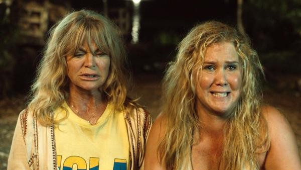 Goldie Hawn and Amy Schumer in Snatched (Photo: Fox)