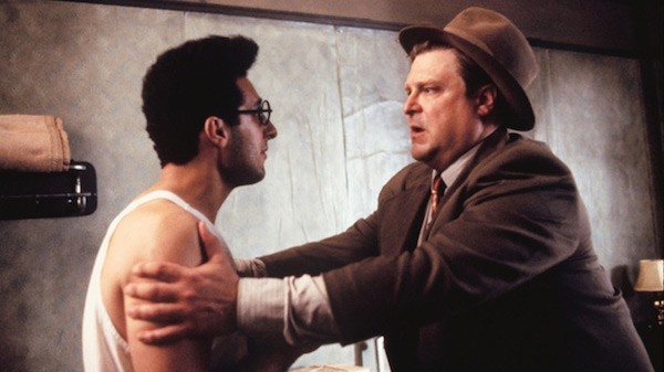 John Turturro and John Goodman in Barton Fink (Photo: Kino)