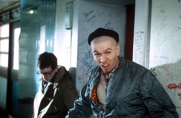 Tim Roth and Gary Oldman in Meantime (Photo: Criterion)