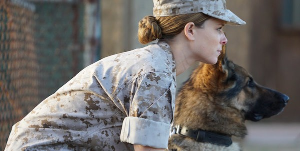Kate Mara in Megan Leavey (Photo: Universal & Bleecker Street)