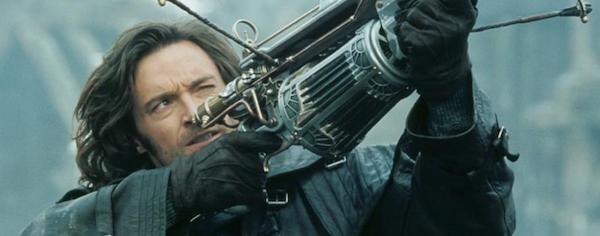 Hugh Jackman as Van Helsing (Photo: Universal)