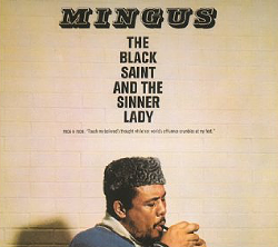 Mingus' 'Black Saint' cover