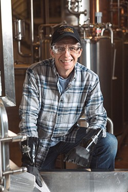 Dan Hyde of Hyde Brewing. (Photo courtesy of HB)