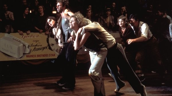 Bonnie Bedelia, Bruce Dern and Jane Fonda (center) in They Shoot Horses, Don't They? (Photo: Kino)
