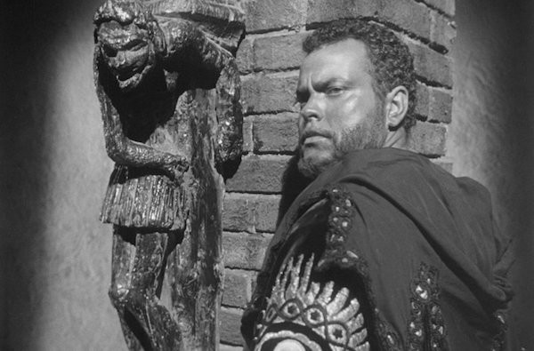 Orson Welles in Othello (Photo: Criterion)