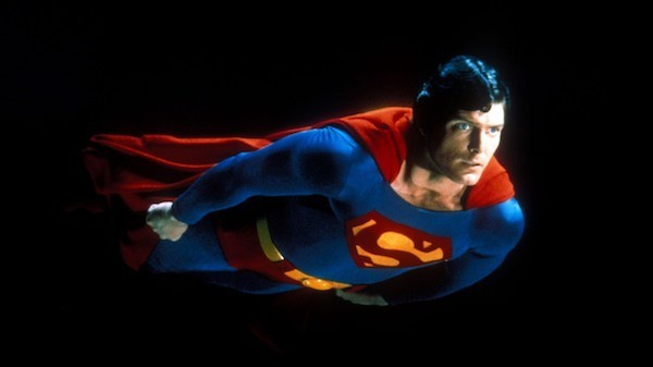 Christopher Reeve in Superman (Photo: Warner)