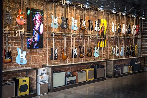 Midwood Guitar Studio.