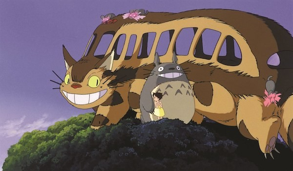 My Neighbor Totoro (Photo: Studio Ghibli, GKIDS & Shout! Factory)