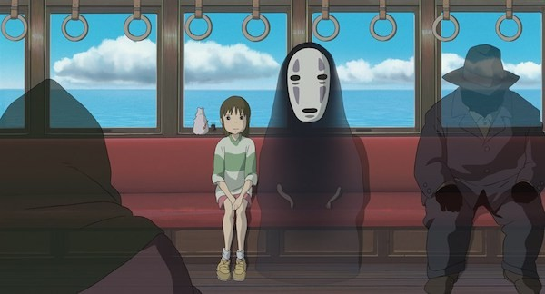 Spirited Away (Photo: Studio Ghibli, GKIDS & Shout! Factory)