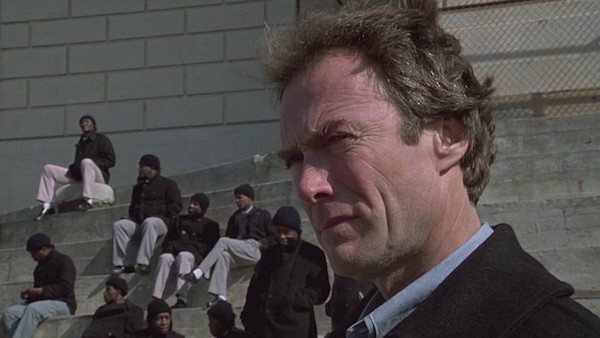 Clint Eastwood in Escape from Alcatraz (Photo: Paramount)