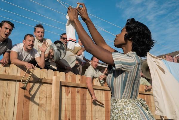 Karimah Westbrook in Suburbicon (Photo: Paramount)