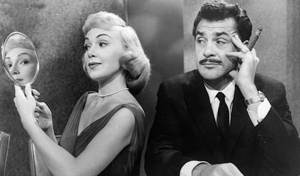 Edie Adams and Ernie Kovacs on Take a Good Look (Photo: Shout! Factory)