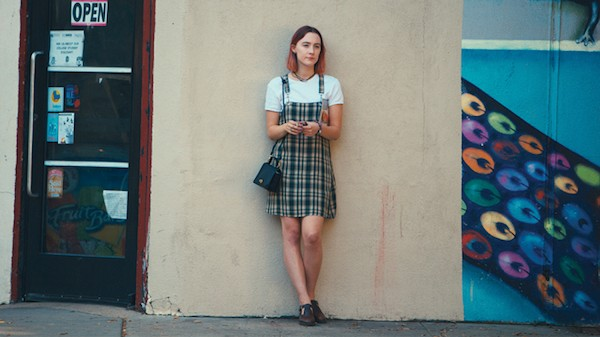 Saoirse Ronan in Lady Bird (Photo: A24)