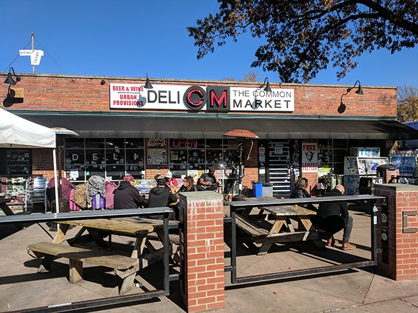 Common Market will be open for business all day on Thanksgiving. (Photo by Ryan Pitkin)