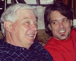 The Kemp guys in 2004.