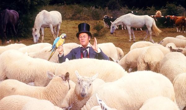 Rex Harrison in Doctor Dolittle (Photo: Twilight Time)