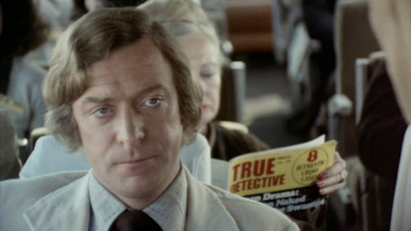 Michael Caine in Pulp (Photo: Arrow & MGM)