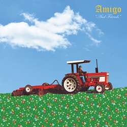 Amigo will release 'And Friends' on January 26.