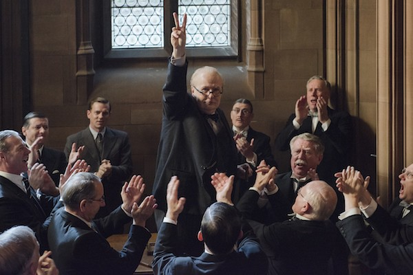 Gary Oldman in Darkest Hour (Photo: Focus Features)
