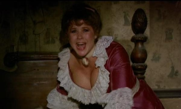 Linda Blair in Hell Night (Photo: Shout! Factory)
