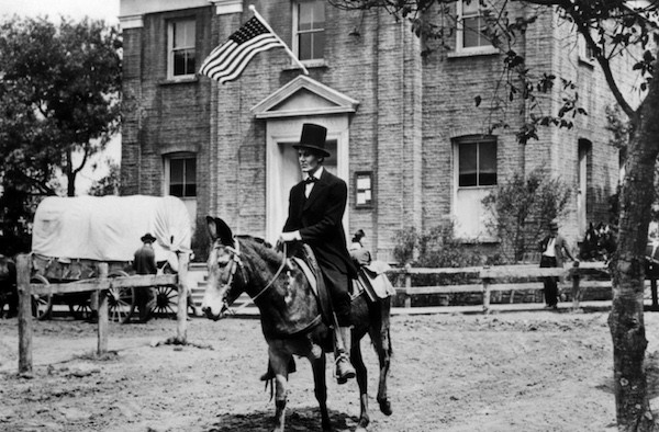 Henry Fonda in Young Mr. Lincoln (Photo: Criterion)