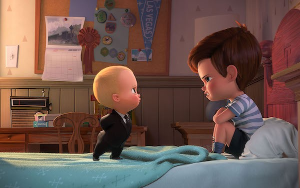 The worst nomination? The Boss Baby for Best Animated Feature (Photo: Fox)