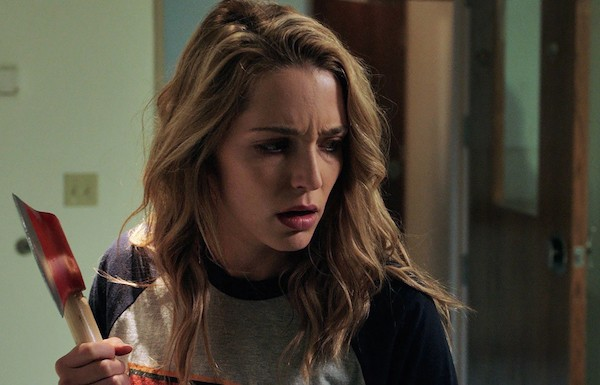 Jessica Rothe in Happy Death Day (Photo: Universal)