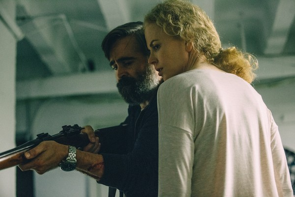 Colin Farrell and Nicole Kidman in The Killing of a Sacred Deer (Photo: Lionsgate & A24)