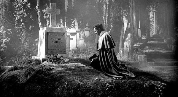 Richard Burton in My Cousin Rachel (Photo: Twilight Time)