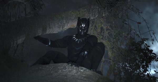 Chadwick Boseman in Black Panther (Photo: Marvel-Disney)