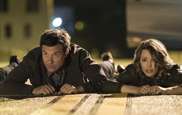 Jason Bateman and Rachel McAdams in Game Night (Photo: Warner Bros.)