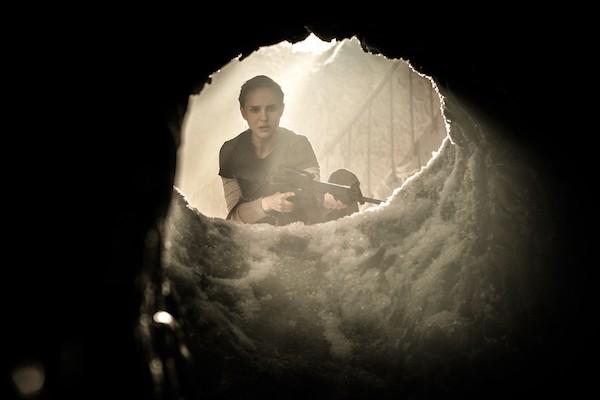 Natalie Portman in Annihilation (Photo: Paramount)