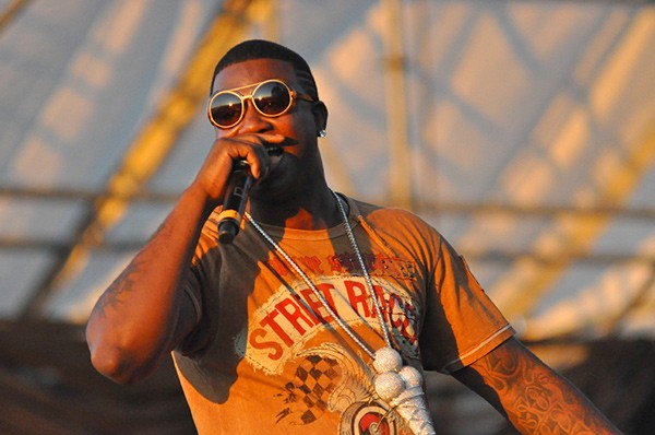 Gucci Mane. (Photo by Jason Persse)