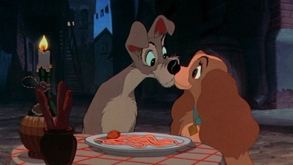Lady and the Tramp (Photo: Disney)