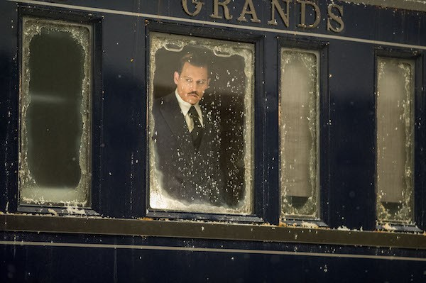 Johnny Depp in Murder on the Orient Express (Photo: Fox)