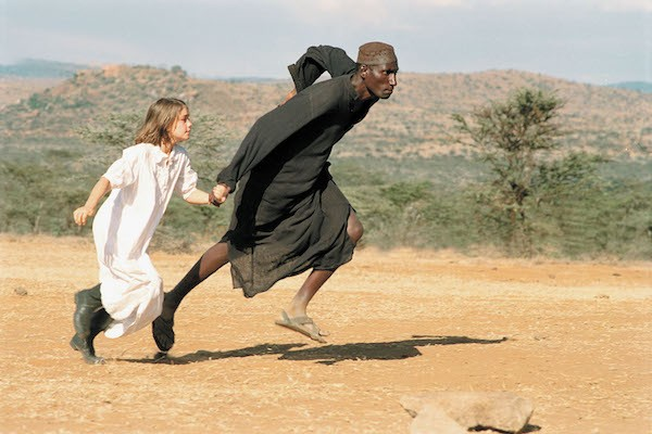 Lea Kurka and Sidede Onyulo in Nowhere in Africa (Photo: Kino Lorber & Zeitgeist)