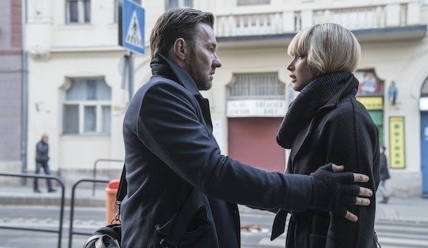 Joel Edgerton and Jennifer Lawrence in Red Sparrow (Photo: Fox)