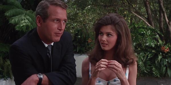 Paul Newman and Pamela Tiffin in Harper (Photo: Warner)