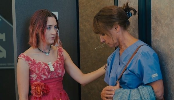Saoirse Ronan and Laurie Metcalf in Lady Bird (Photo: A24 & Lionsgate)