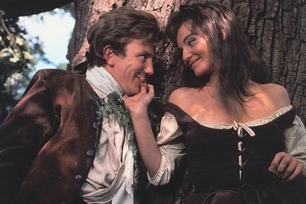 Albert Finney and Diane Cilento in Tom Jones (Photo: Criterion)